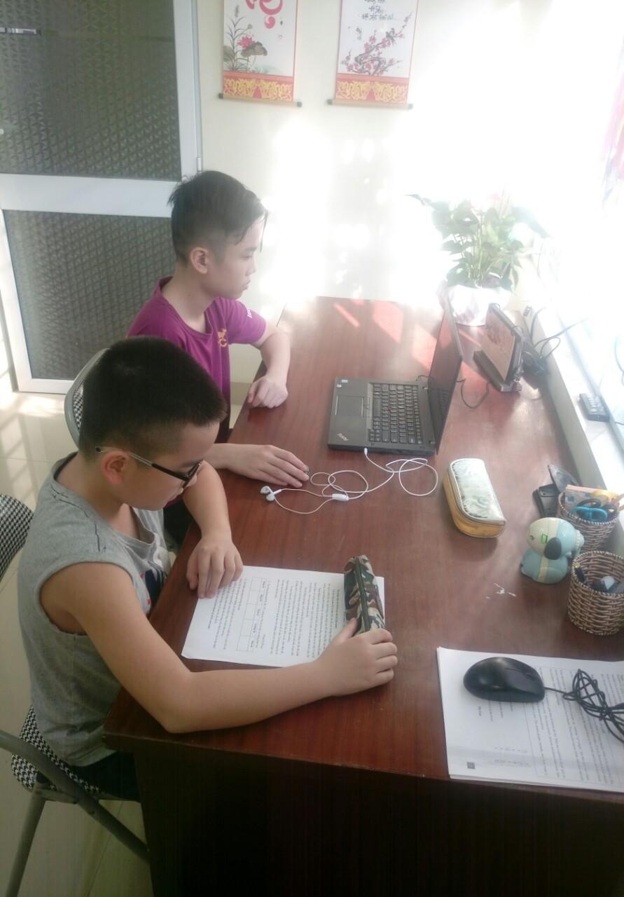 Học bổng tại Victoria Thăng Long School