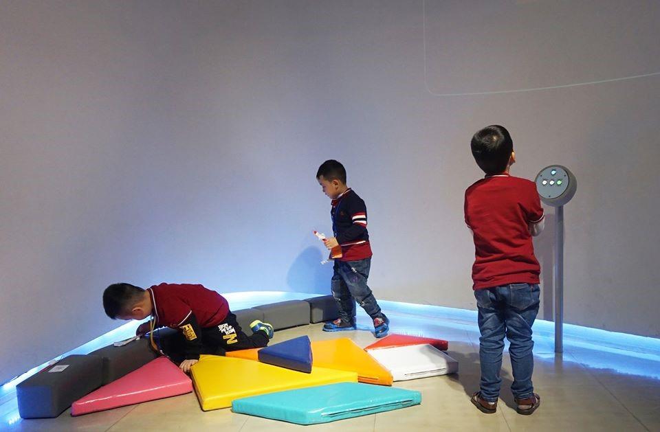 Học sinh lớp Tiền tiểu học của Victoria Thăng Long